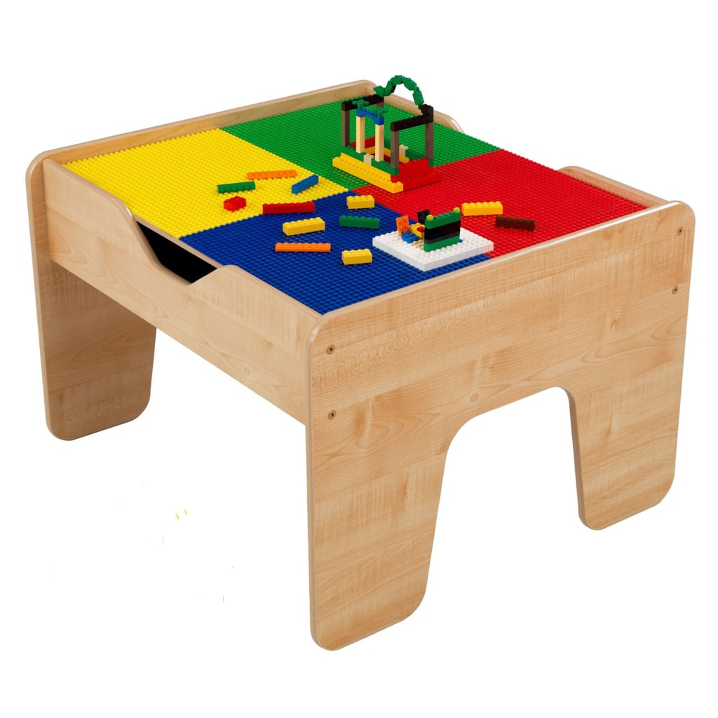 Kidkraft Lego Compatible 2 In 1 Activity Table 90