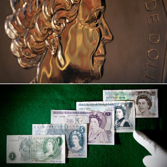 Most Depicted Person on International Currencies