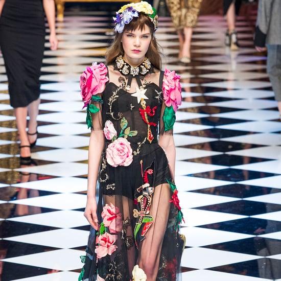 Dolce & Gabbana Fall 2016 Collection
