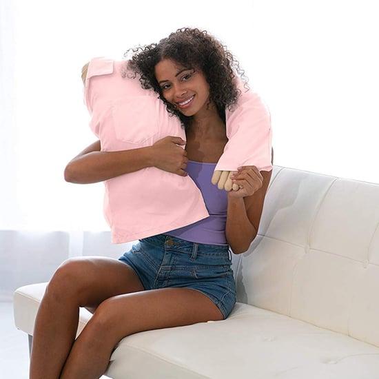 Boyfriend Pillow on Amazon