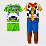 Toddler Boys' Toy Story 4-Piece Pajama Set
