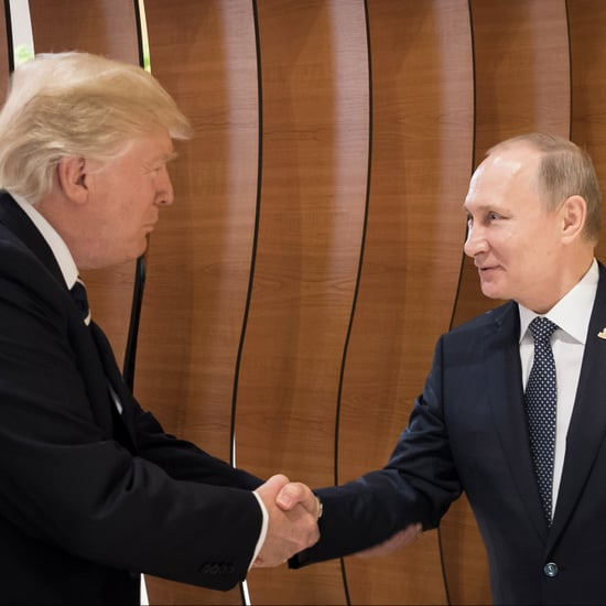 First Trump and Putin Meeting at G20