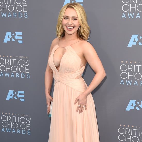 Hayden Panettiere Talks About Postpartum Depression 2016