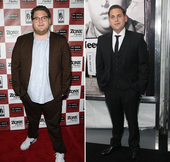 Jonah Hill   Celebrity Weight Loss Transformations: Before ...