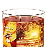 Bath and Body Works Pumpkin Clove 3-Wick Candle