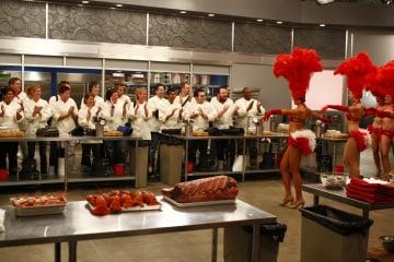 Recap First Episode of Top Chef Vegas