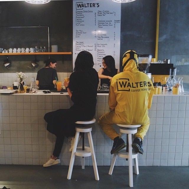 Breaking Bad Coffee Shop