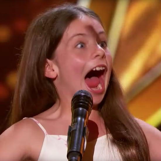Emanne Beasha's Golden Buzzer Performance on AGT Video