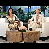 She Discussed Her Important Time in the White House
