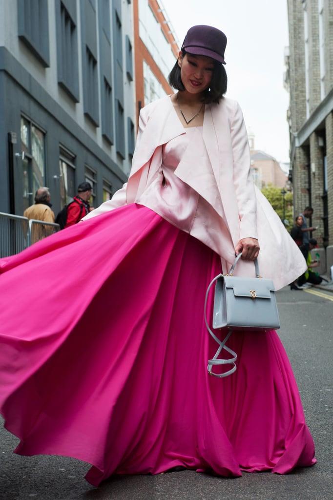 London Fashion Week, Day 1
