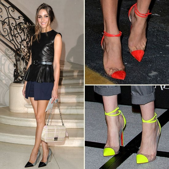 The Trend: Cap-Toe Pumps