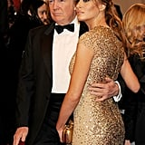 Donald and Melania Trump in 2011