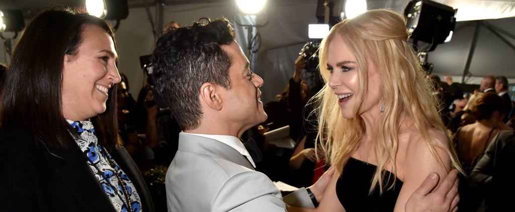 Rami Malek and Nicole Kidman Critics' Choice Awards 2019