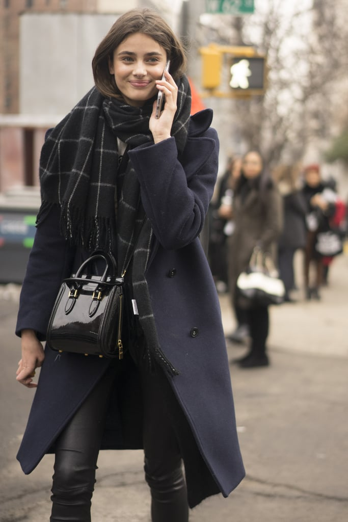 Nyfw Day One Street Style Stars At New York Fashion Week Fall 2015 Popsugar Fashion Photo 12