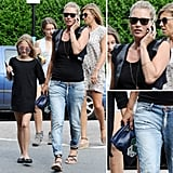 Kate Moss ditched her skinny jeans for a slouchier iteration, and we're convinced we should follow suit. How about you?