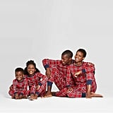 Target Family Pajamas Red Plaid