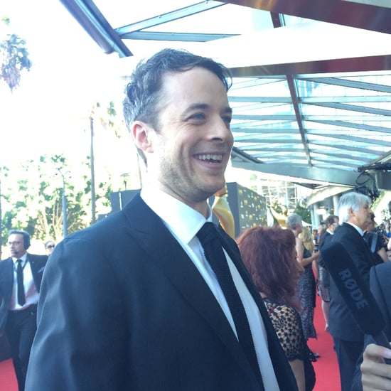 Hamish Blake Interview on Cute Son Sonny Blake