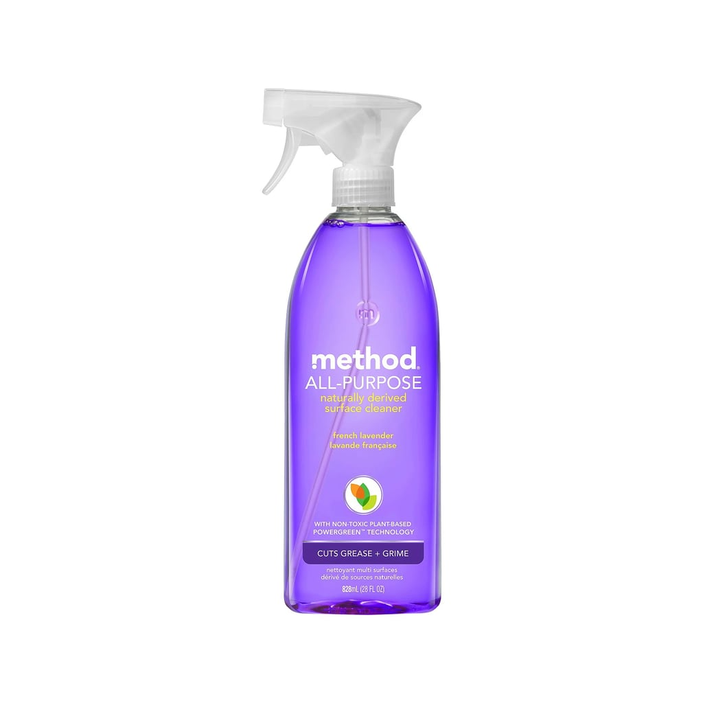 Method Cleaning Products APC French Lavender Spray Bottle