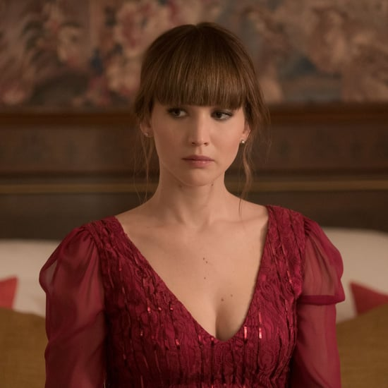 Did Jennifer Lawrence Learn Ballet For Red Sparrow?