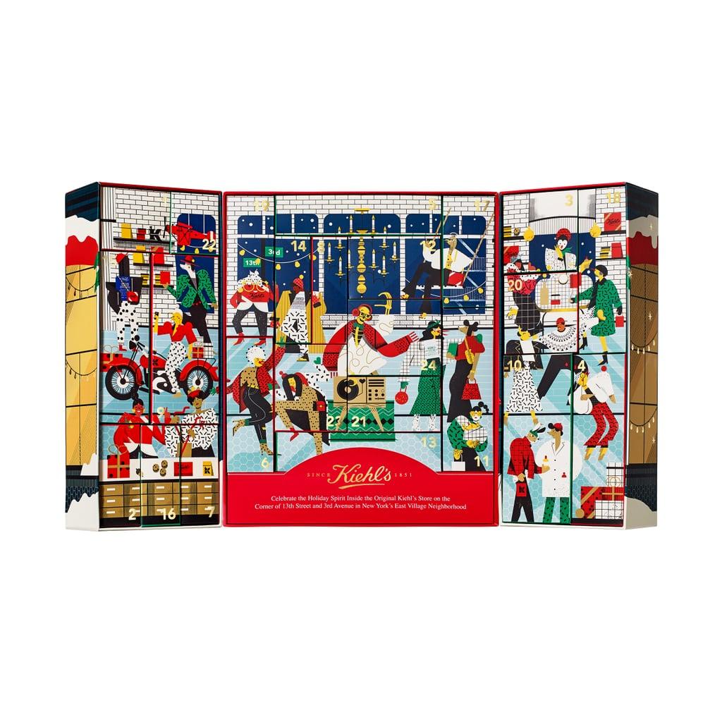A Look Inside Kiehl's 2020 Advent Calendar