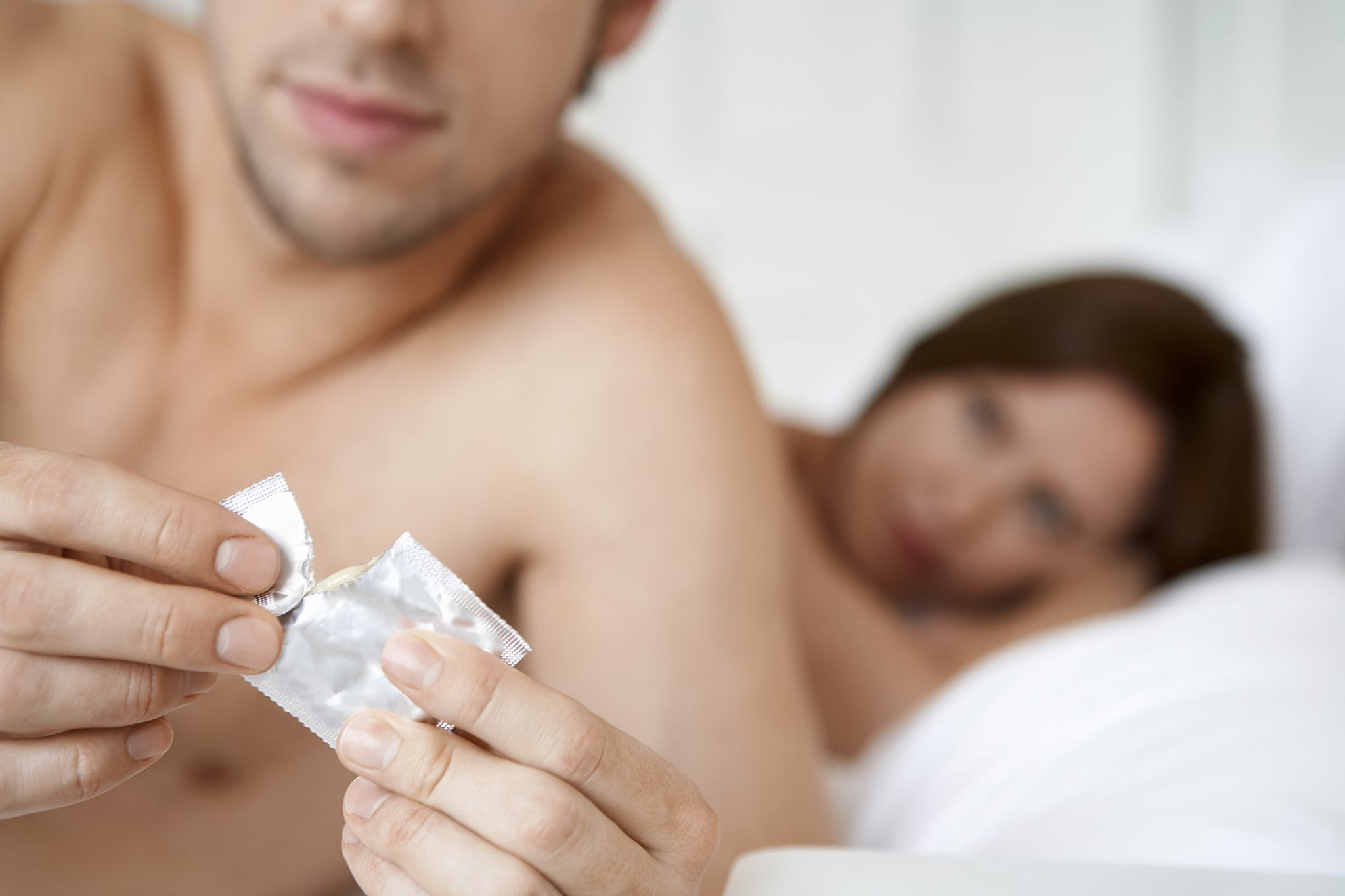 Wearing a condom during sex pictures