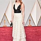Emma Roberts at the 2016 Oscars