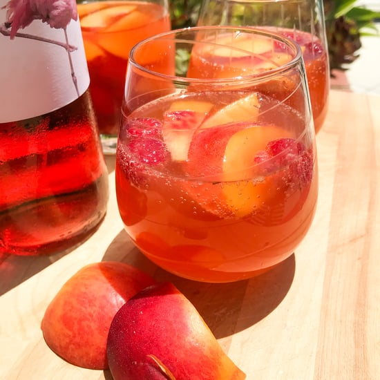 Peach Rosé Sangria Recipe