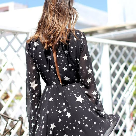 trending now star prints in fashion