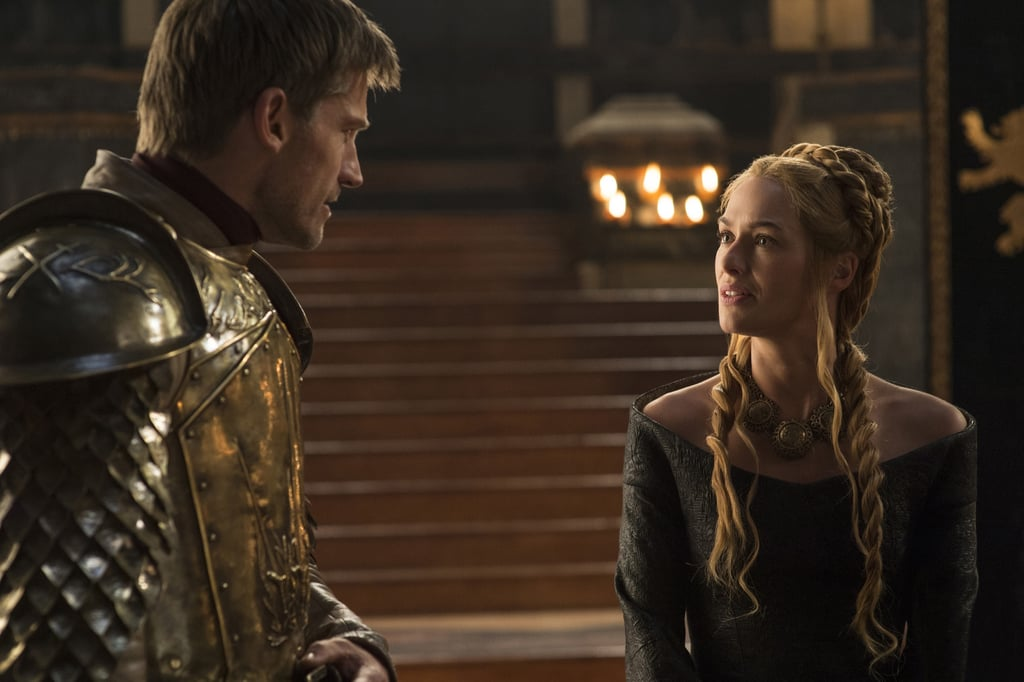 Nikolaj Coster-Waldau and Lena Headey as siblings Jaime and Cersei.