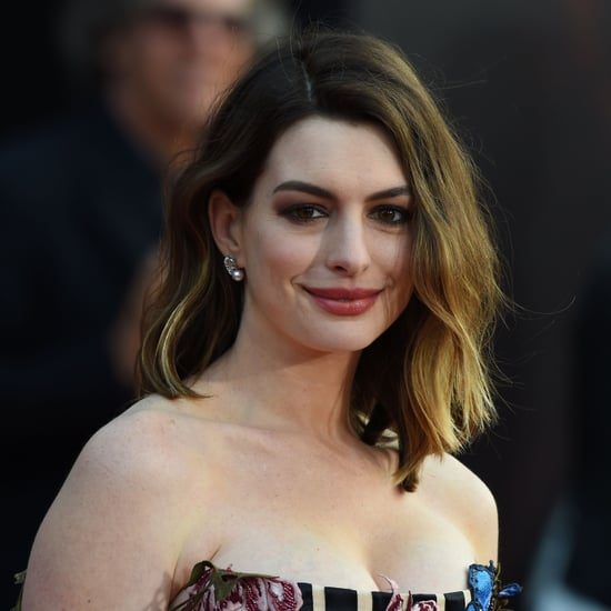 Anne Hathaway Message to Fat  Shamers