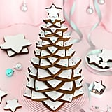 Gingerbread Star Cookie Tree
