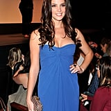 Ashley Greene stopped by the screening.
