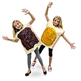 Peanut Butter & Jelly Childrens Halloween