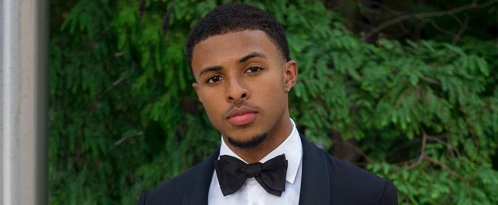 Oh, Hello! Diggy Simmons Is All Grown Up, and We Need to Discuss His Hotness