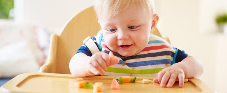 أنابيل كارميل نصائح لتقديم الطعام الذي يؤكل باليد للأطفال