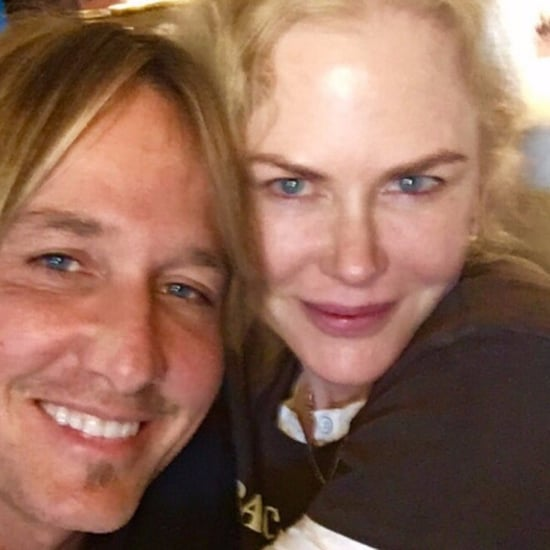 Nicole Kidman and Keith Urban on His 49th Birthday Picture