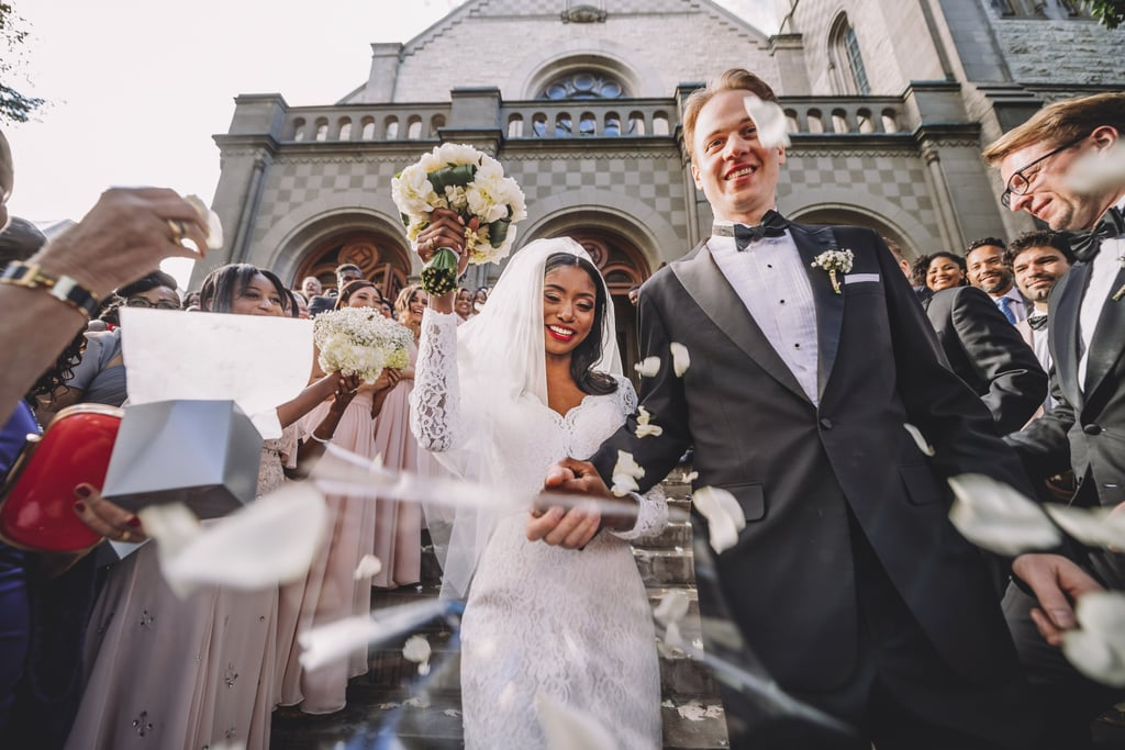 Marcus and Farrah tied the knot in an elegant, classic wedding at the Ritz Carlton in Farrah's hometown of Montreal. See the wedding here!