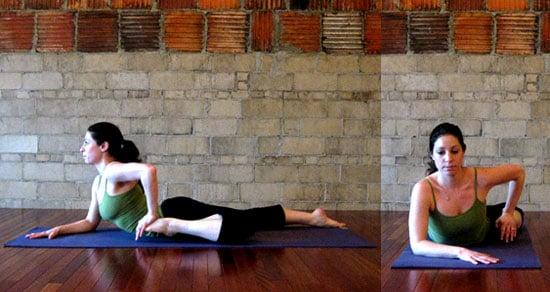 Yoga Pose of the Week: Half Frog