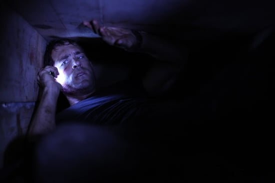 Video of Ryan Reynolds in the Teaser Trailer For Buried