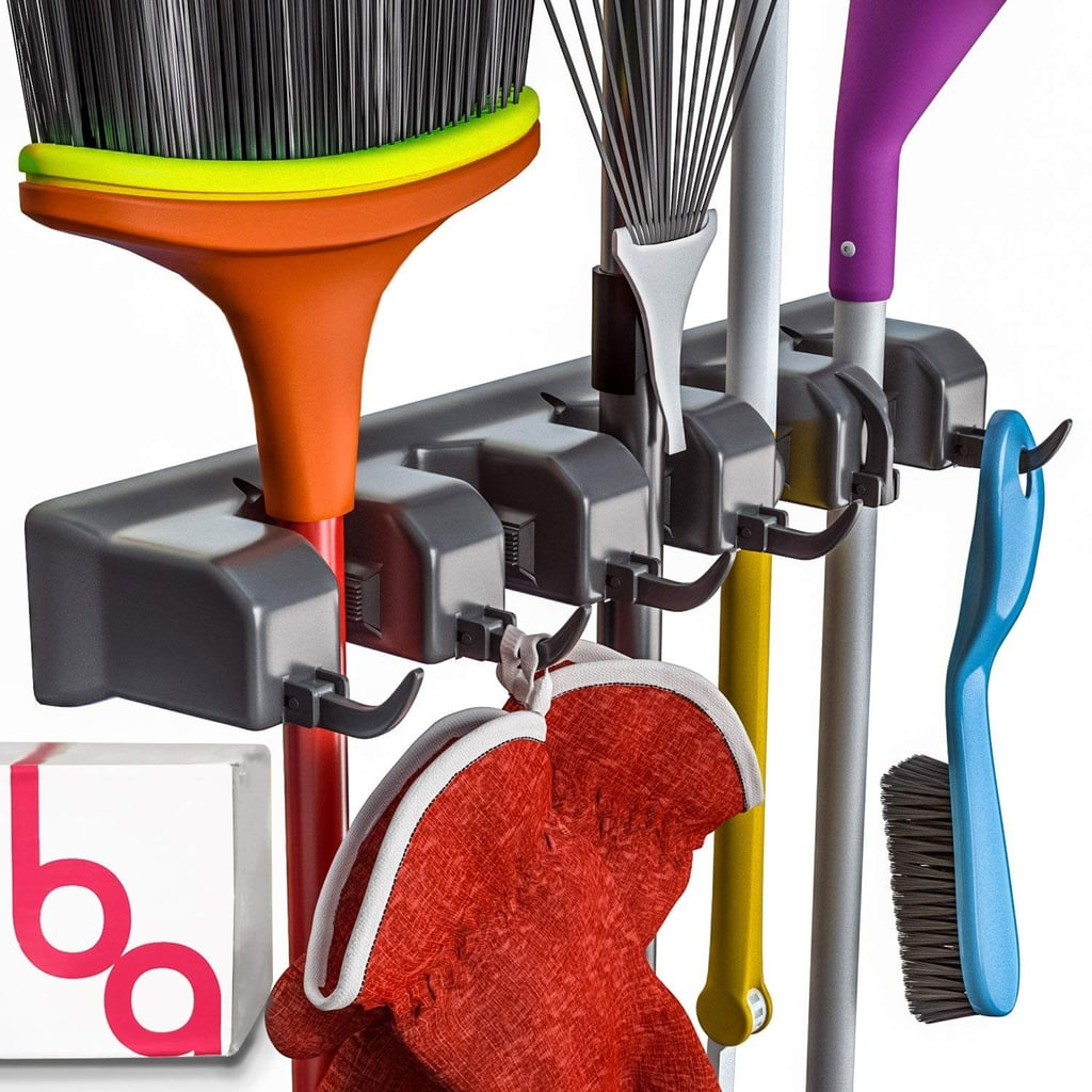 Berry Ave Broom Holder and Tool Organizer