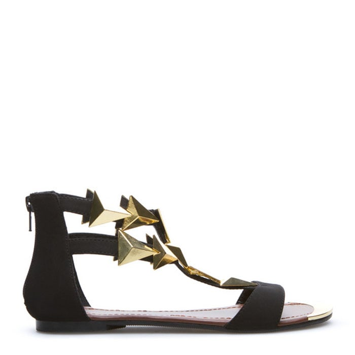 a97ab88eb35 Catch a shooting star with this black and gold ShoeDazzle find ( 48 ...