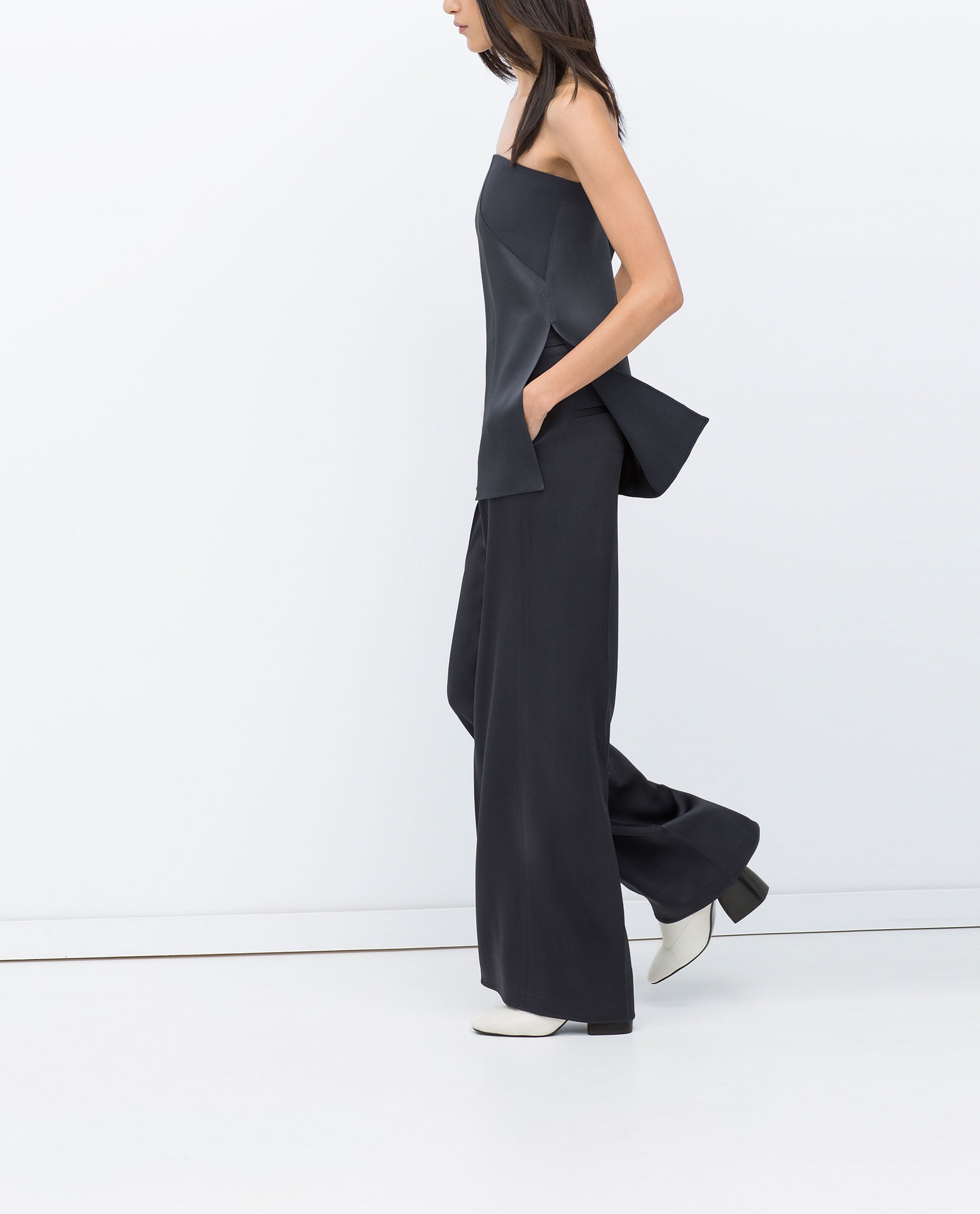 Zara Wide-Leg Pants | If You Buy 1 Fall Piece Now, Make It These ...
