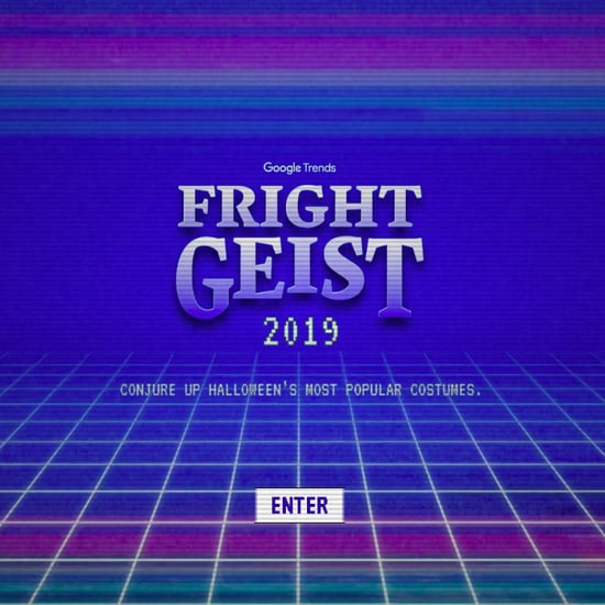 Use Google Frightgeist to Find a Unique Halloween Costume