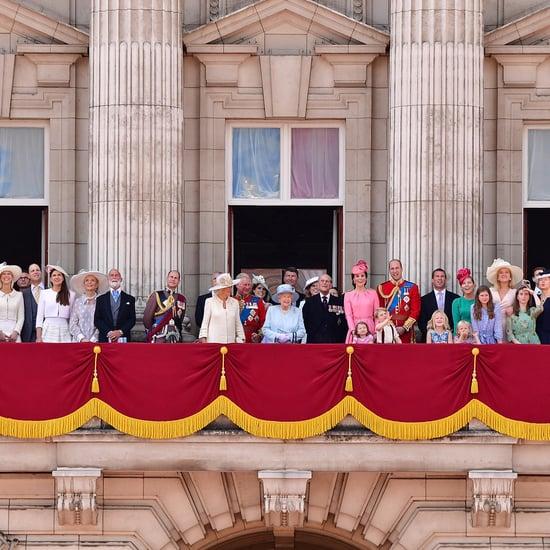 British Royal Family Succession