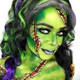 58 Eye-Popping Halloween Costume Looks With Colored Contact Lenses