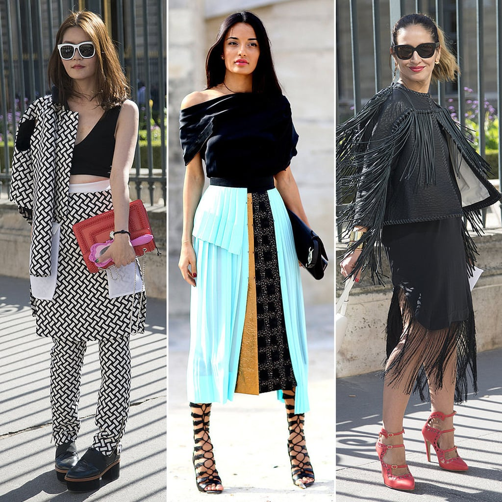 The 7 Street Style Trends That Dominated Fashion Month