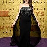 هانا زيلي في حفل جوائز الإيمي 2019