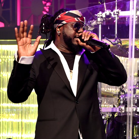 Videos of T-Pain Singing Without Autotune