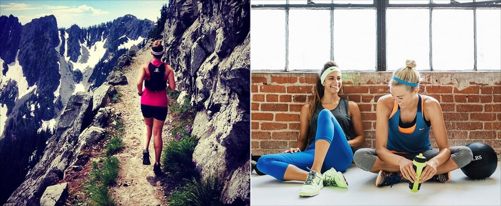 Do You Prefer to Work Out Alone or With a Friend?