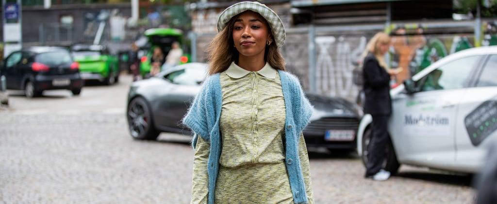 Copenhagen Fashion Week Street Style Outfits August 2021